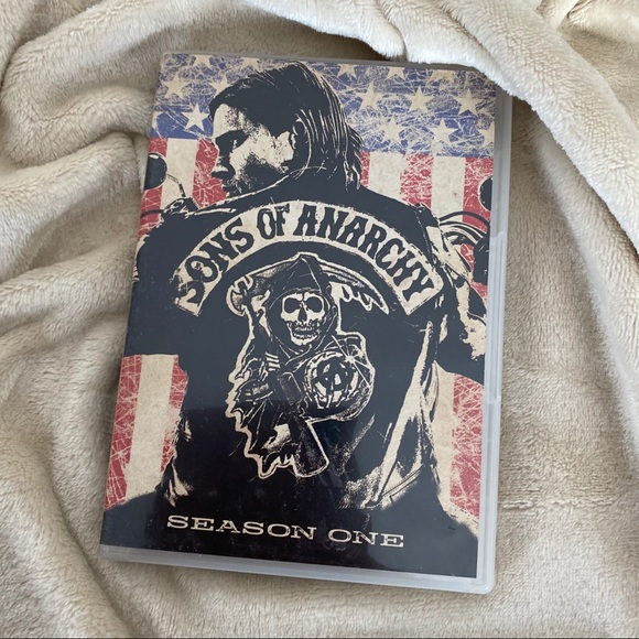 SONS OF ANARCHY First Season One DVD Set